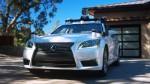 прототип Lexus LS 600hL Фото 03