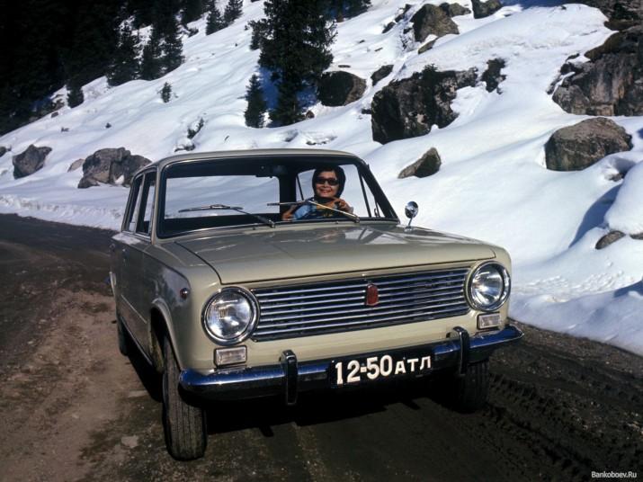 19 апреля был произведен первый автомобиль АвтоВАЗа