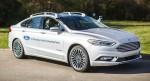 Беспилотные автомобили Ford Фото 02
