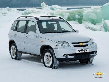 Chevrolet-Niva прописалась в Казахстане