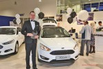 Премьера Ford Focus White & Black от Арконт в Волгограде