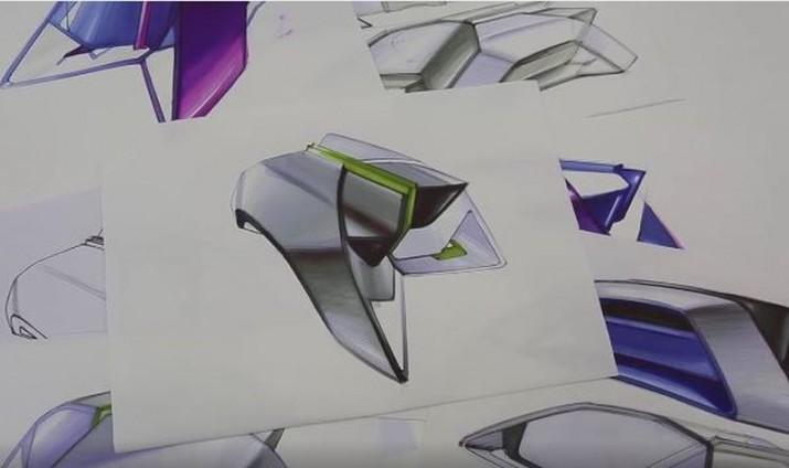 Какой будет Lada в 2050 году Представлен первый проект автомобиля будущего