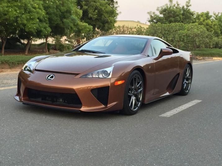 Lexus LFA 2012 Фото 04