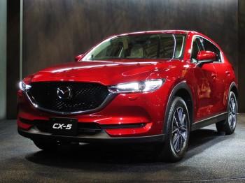 Mazda рассекретила комплектации и цены на европейскую версию CX-5