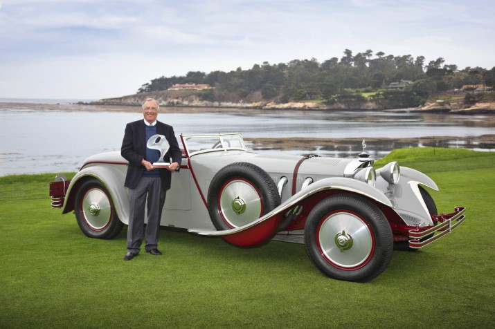 Mercedes-Benz 680 S Torpedo Roadster 1928 Фото 01