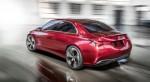 Mercedes-Benz показал концепт нового компактного седана A-класса1