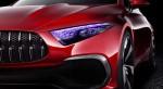 Mercedes-Benz показал концепт нового компактного седана A-класса2