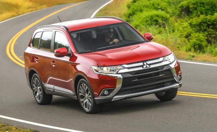 Mitsubishi Outlander USA