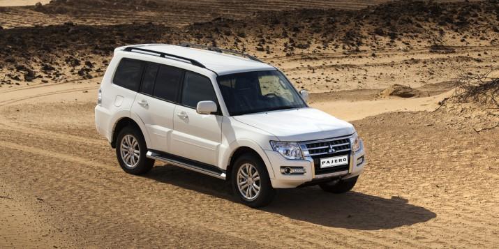 Mitsubishi Pajero IV возродится на российском рынке уже в мае