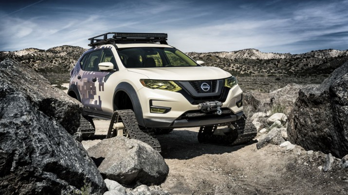 Nissan X-Trail Trail Warrior 2017 Фото 20