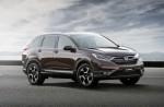 Новая генерация Honda CR-V появится в России летом