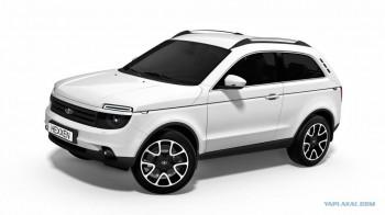 Новая генерация Нивы сможет конкурировать с любым SUV