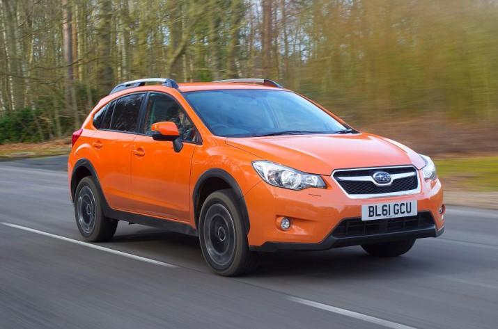 Обновленный Subaru XV с новой архитектурой приедет в Россию до конца 2017 года