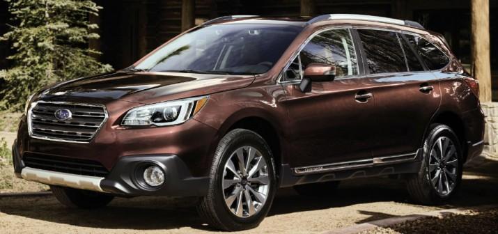 Официально презентован новый кроссовер-универсал Subaru Uotback