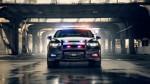 Полицейский Ford Fusion Hybrid 2017 Фото 03