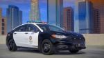 Полицейский Ford Fusion Hybrid 2017 Фото 04