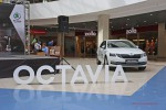 Презентация обновленной Skoda Octavia на «Вечеринке крутого папы» от Агат Виктория