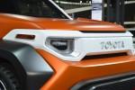 Toyota FT-4X концепт 2017 Фото 07