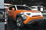 Toyota FT-4X концепт 2017 Фото 08