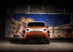 Toyota FT-4X концепт 2017 Фото 23
