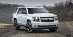 Внедорожники Chevrolet Tahoe и Suburban