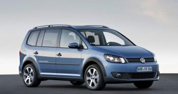 Volkswagen готовит кросс-модификацию компактвэна Touran