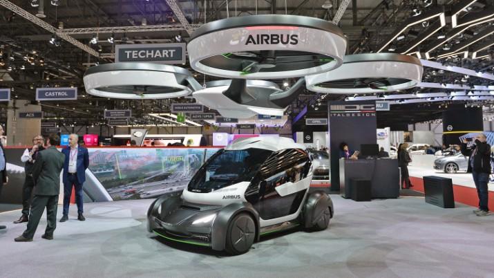Выделены десять самых ярких новинок Женевского автосалона
