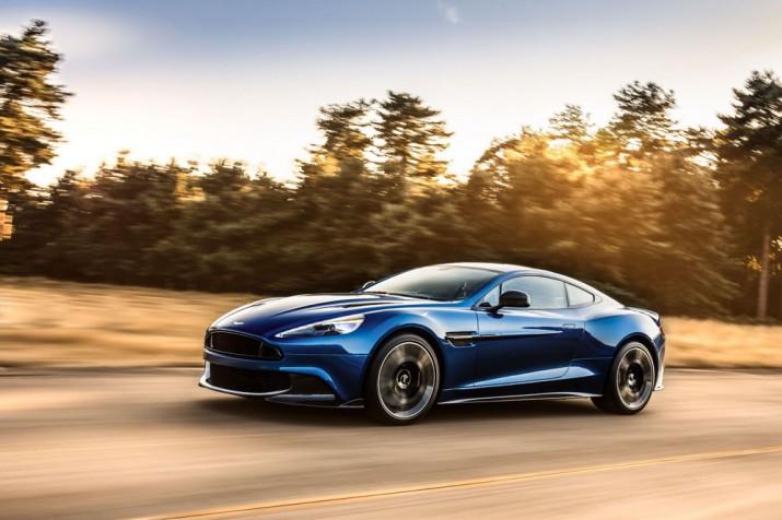 Aston Martin VANQUISH 2017 Фото 06