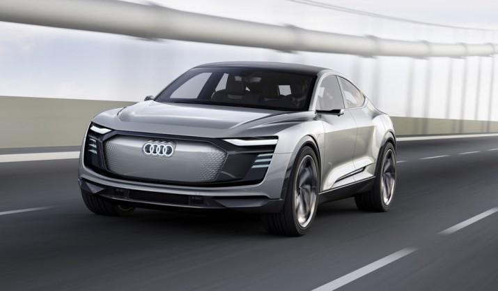 Audi E-Tron Sportback 2019 Фото 8