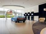 Автосалон Bugatti Дубаи 2017 Фото 2