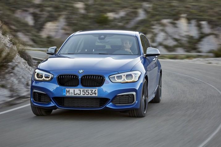 BMW 1 Series 2018 Фото 10