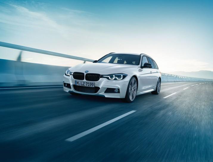 BMW 3-Series 2018 Фото 08