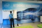 BMW и Intel беспилотные автомобили Фото 06