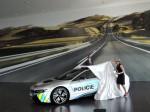 BMW i8 полицейский 2017 Фото 01