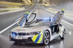 BMW i8 полицейский 2017 Фото 02
