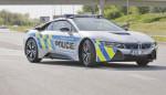 BMW i8 полицейский 2017 Фото 03
