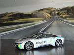 BMW i8 полицейский 2017 Фото 04