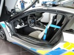 BMW i8 полицейский 2017 Фото 05