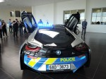 BMW i8 полицейский 2017 Фото 06