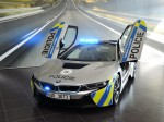 BMW i8 полицейский 2017 Фото 07