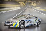 BMW i8 полицейский 2017 Фото 10