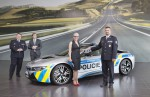 BMW i8 полицейский 2017 Фото 11