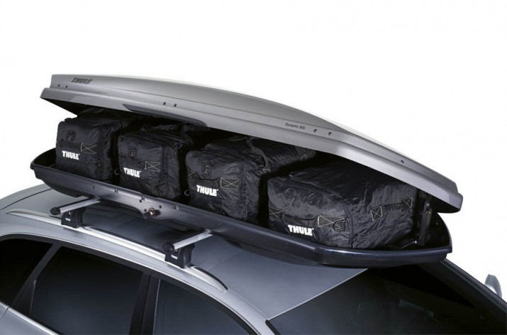 Большой багажник Thule