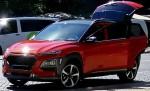 Европейская версия Hyundai Kona показалась на фото