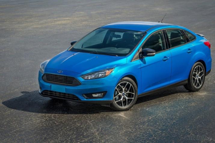 Ford Focus остаётся лидером российского вторичного рынка