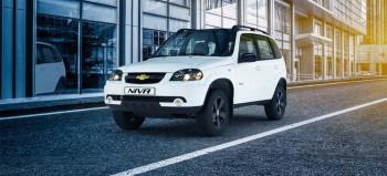 GM Автоваз возобновил производство Chevrolet Niva после простоя