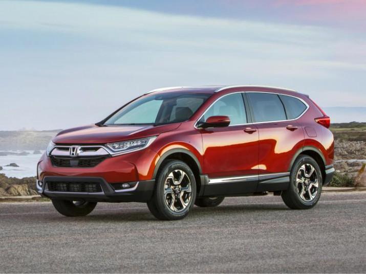 Известны рублевые цены на пятое поколение Honda CR-V