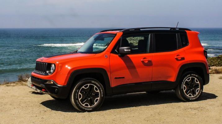 Jeep отзывает крупную партию моделей Cherokee и Renegate в России