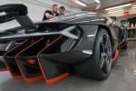 Lamborghini Centenario 2017 UK Фото 04