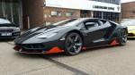 Lamborghini Centenario 2017 UK Фото 06